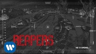 Muse   Reapers [Official Lyric Video]