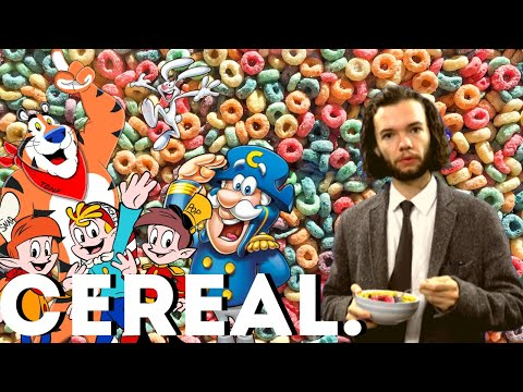 The Evil Business of Breakfast Cereal
