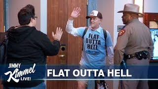 Jake Byrd at the Flat Earth Conference