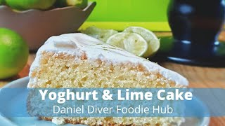 Yoghurt & Lime Cake