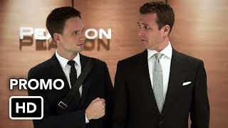 "Suits, Suits Season 7 ""The Dream Team Is Back"" Promo"