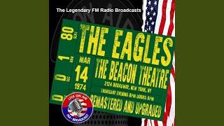 "Video thumbnail of ""The Eagles - Doolin-Dalton / Desperado (Reprise) (Live FM Broadcast Remastered) (FM Broadcast Beacon..."""