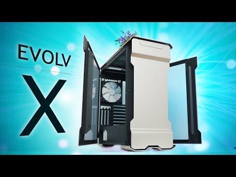 Phanteks EVOLV X Review – The Perfect Case!