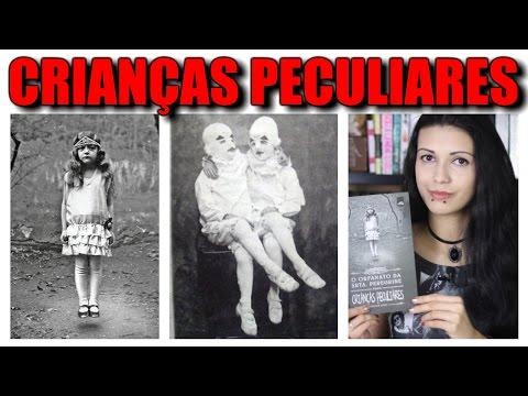 O ORFANATO DA SRTA PEREGRINE PARA CRIANÇAS PECULIARES