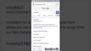 How to download music (easy)