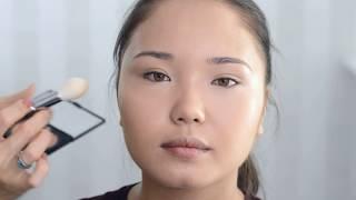 Макияж для азиатских глаз, азиатское веко, вечерний макияж в особый  день | Julia Shavlova