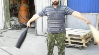 Упражнения с булавой