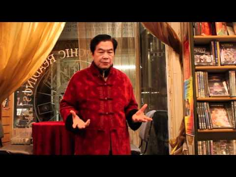 Mantak Chia on Sexual Energy