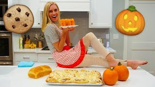 FALL COOKING IN THE KITCHEN WITH ELLIE MECHAM!