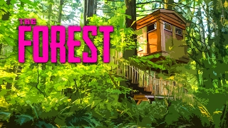 TREE FORTRESS (The Forest, Ep.12)