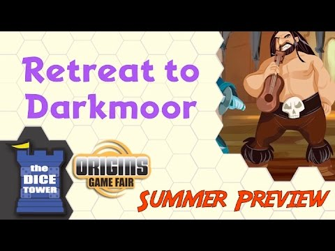 Origins Summer Preview: Retreat to Darkmoor