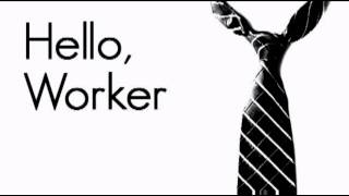 "Video thumbnail of ""Hello, Worker [Megurine Luka]  English Subs"""