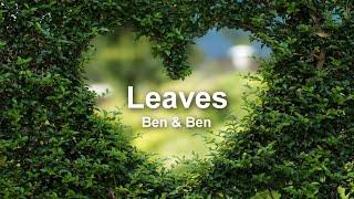 Leaves - Ben&Ben 1 Hour Loop