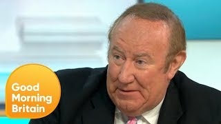 Andrew Neil Discusses Social Media's Influence on Political Bias | Good Morning Britain