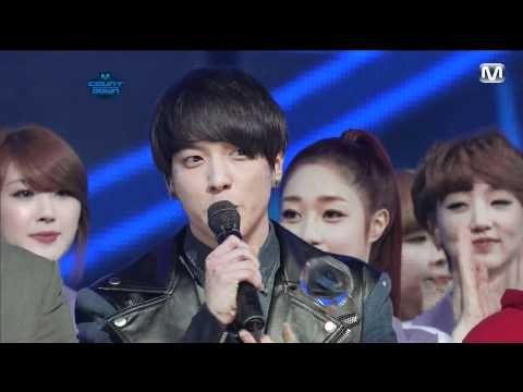 [WIN] CNBLUE Hey you  @ M countdown.mp4