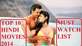 TOP 10 HINDI MOVIES 2014 | BOLLYWOOD MOVIES