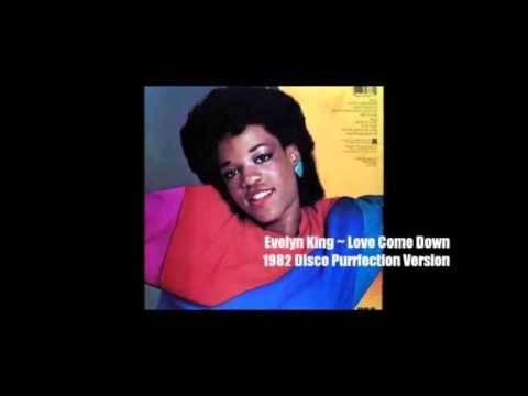 "Evelyn ""Champagne"" King - Love Come Down (purrfection version)"