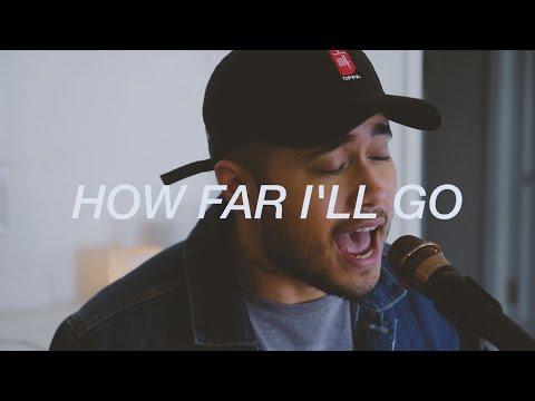 How Far I'll Go - Alessia Cara  (Cover by Travis Atreo)