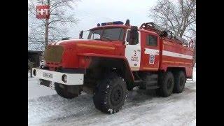Обеспечение пожарной безопасности стало одной из тем на заседании правительства Новгородской области