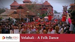 Velakali - A ritual art form