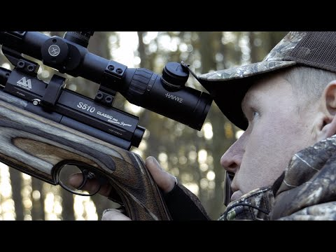 Air Arms Ultimate Sporter & Hawke Airmax Scope