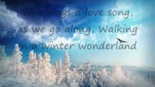 Walking in a Winter Wonderland-With lyrics