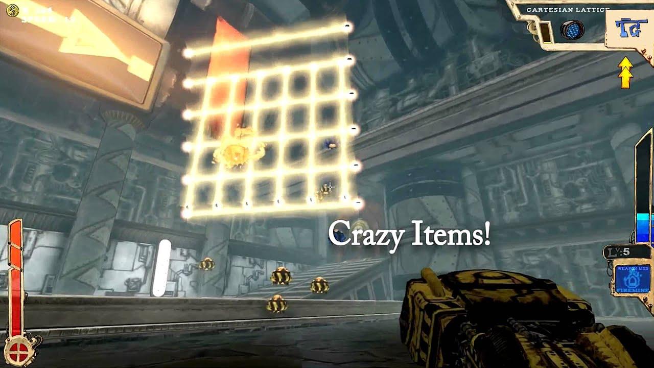 Tower of Guns et ses gros flingues débarquent sur PS4 et PS3