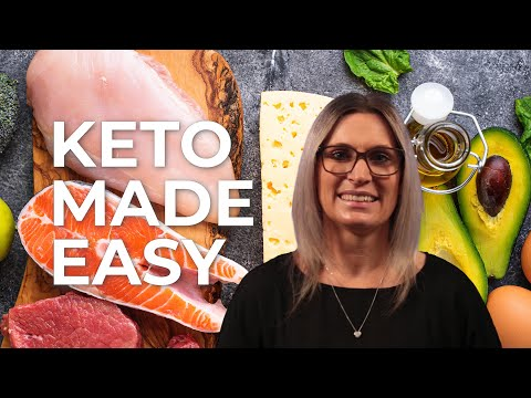 New Image International - Smoothie: Keto Made Easy With Nicole Deed – Nutritionist