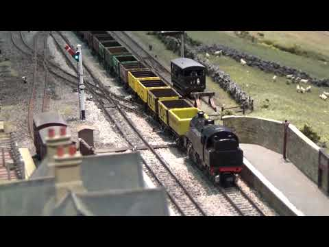 Download London Festival Of Model Railways 2018 Video 3GP Mp4 FLV HD