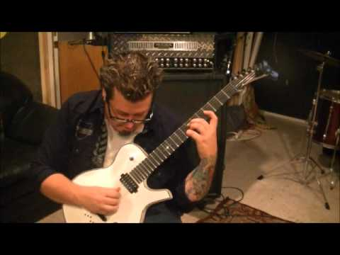 Triumph -  Lay It On The Line - Guitar Lesson by Mike Gross