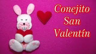 Conejito San Valentín
