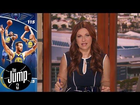 Warriors' bad habits can cost them another NBA Finals | The Jump | ESPN