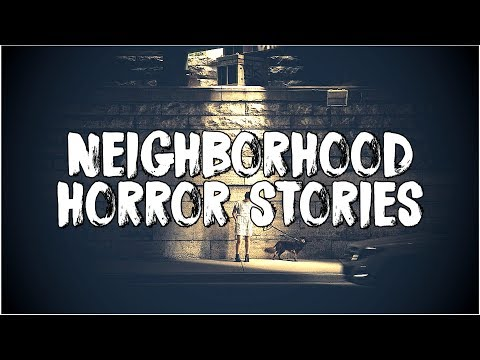 """My Neighbors Still Have Their Christmas Decorations Up"" 