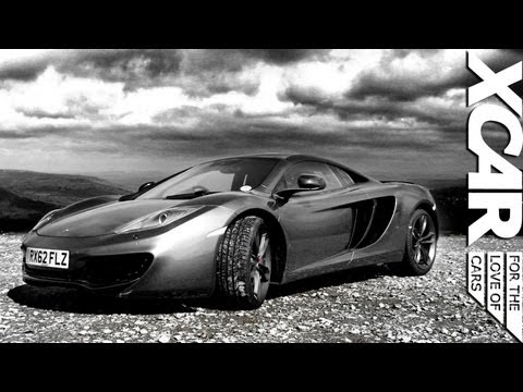McLaren MP4-12C: Should Italy Be Scared? - XCAR