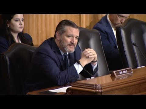 Sen. Cruz Grills Under Secretary at SFRC Hearing on Consequences of Iran Nuclear Waivers