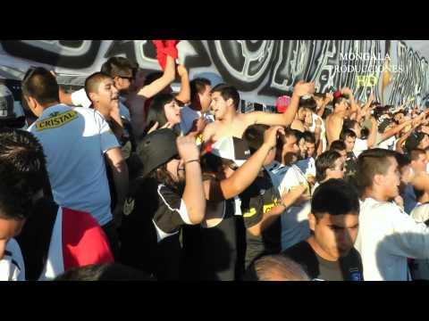 """""""colo colo vs la calera (x mongalaproducciones)"""" Barra: Garra Blanca • Club: Colo-Colo"""