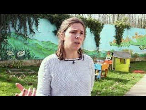 Mathilde, étudiante pour devenir éducatrice spécialisée