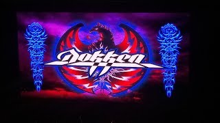 Dokken - Too High To Fly - Portland, Maine