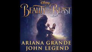 Beauty And The Beast - Ariana Grande & John Legend (audio 2017)