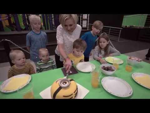 Get Air Espoo lapsille