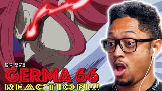 Germa 66 for the Rescue! One Piece Ep 873 Reaction