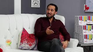 نصير شمّه في مقابلة مع تلفزيون الجالية في كندا