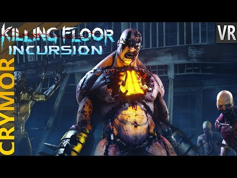 Killing Floor: Incursion Review | ConsidVRs video thumbnail