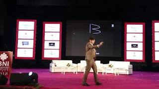 Speech by Mr. Sonu Sharma – President, Dynamic India Group at BNI Business Conclave 2018