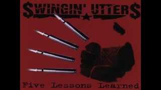 Swingin' Utters - Five Leasons Learned (Lyrics)