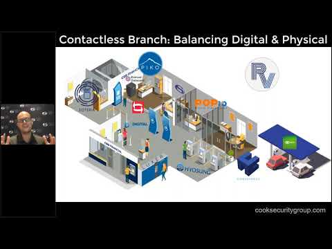 Strategic Solutions Specialist examines Contactless Financial Branch Solutions