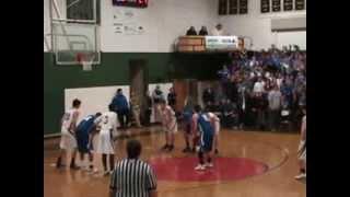preview picture of video 'U-32 High School vs Montpelier HS basketball 2-22-2012'