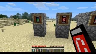 Drinks in minecraft (mod)