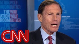 Sen. Blumenthal: Cohen has nothing left to lose by telling the truth