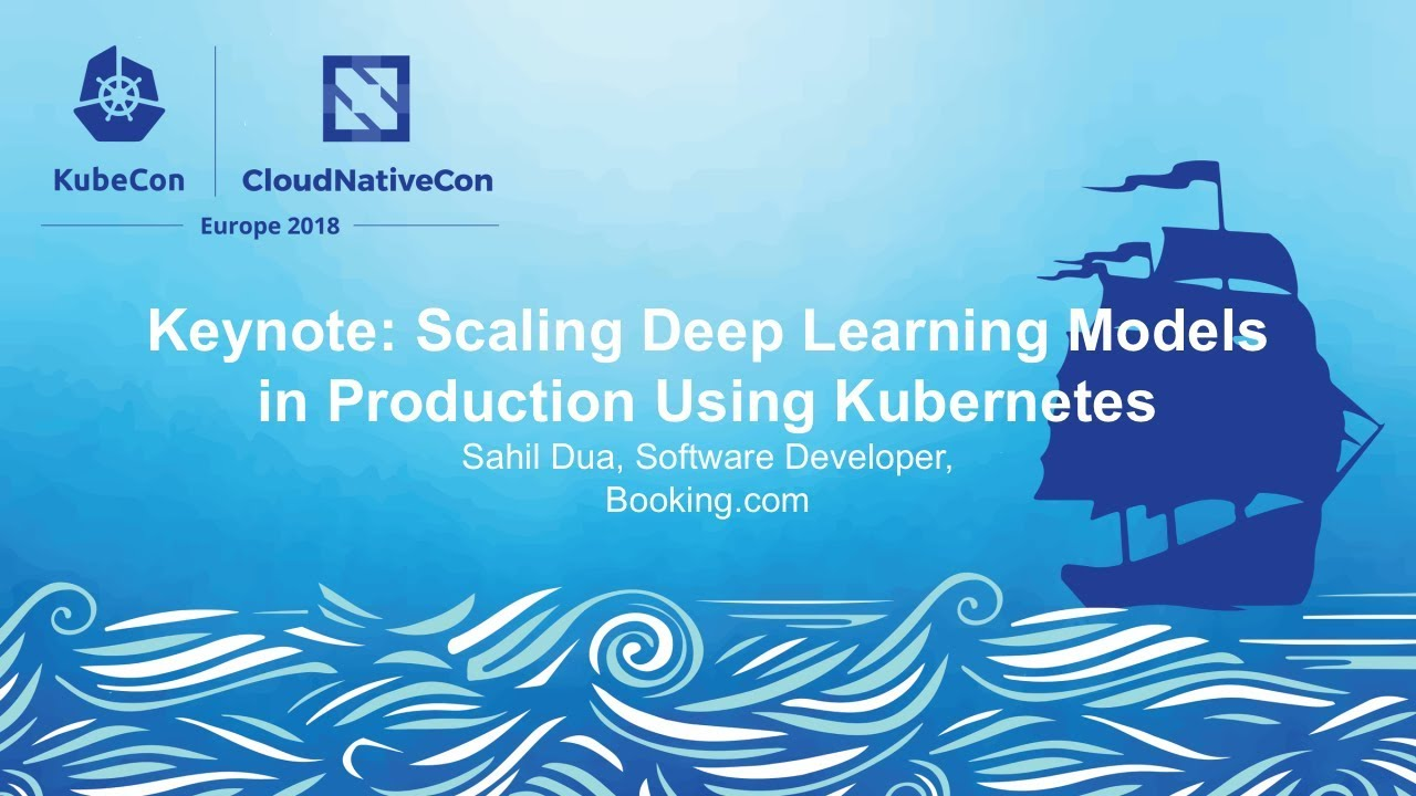 Scaling Deep Learning Models in Production Using Kubernetes
